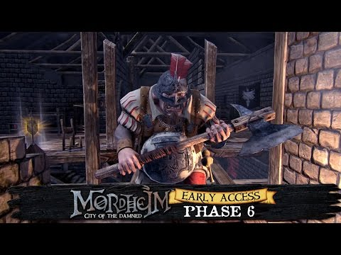 Mordheim City of the Damned: Early Access Phase 6