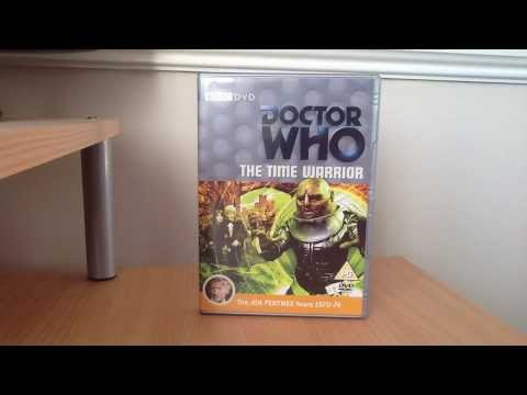 Doctor Who DVD Review: The Time Warrior