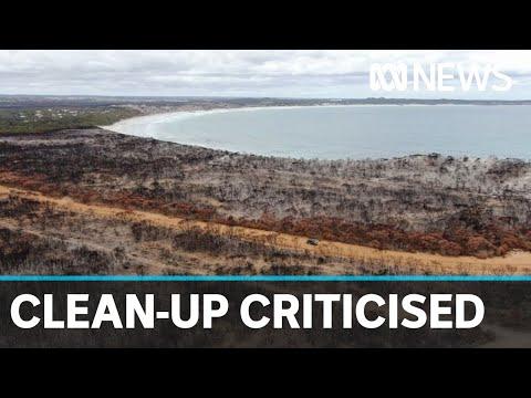 bushfire-ravaged-kangaroo-island-residents-blast-sa-government-recovery-response-|-abc-news