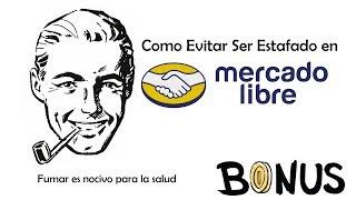 Como Identificar ESTAFADORES en MERCADO LIBRE. México!