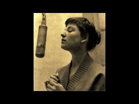 Beverly Kenney - That's All (Previously Unreleased Demo Session before Decca Records 1954)