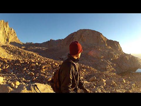 Mt. Whitney Day Hike GoPro Highlights (+ Kearsarge Pass Acclimation Hike)