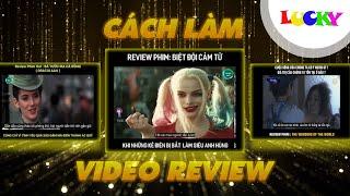 Cách làm video và giọng đọc giống các video review phim trên tiktok, youtube và facebook   LUCKY