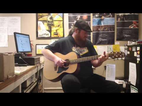 Bone Mac Donald - New Acoustic Tune (Untitled)