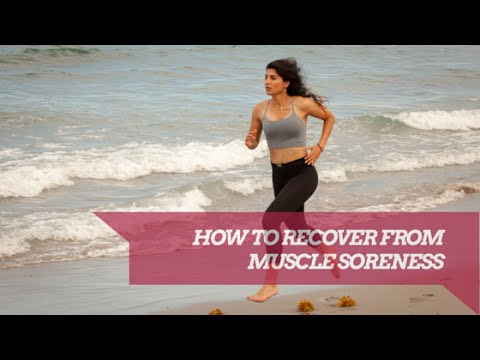 How to Recover from Muscle Soreness