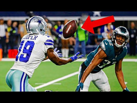 "NFL ""Tipped Up"" Touchdowns 