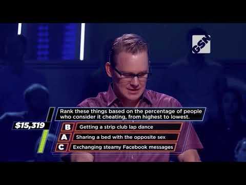 Gary Hoffmann On Divided! - Cheating!