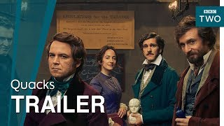 Quacks | Trailer - BBC Two