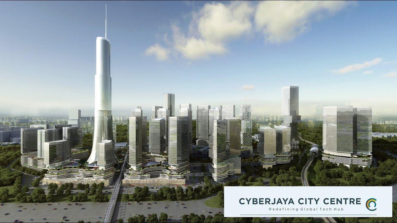 """Résultat de recherche d'images pour """"Cyberjaya city"""""""