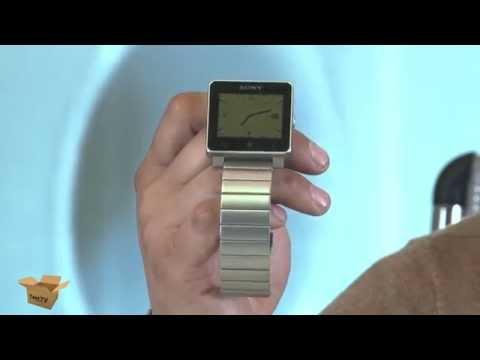 """""""Умные"""" часы Sony SmartWatch 2 - пока неубедительно"""