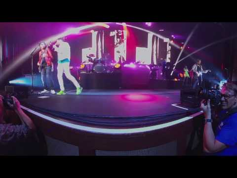 "Duran Duran - ""Hungry Like the Wolf"" 360 Degree Virtual Reality performance"