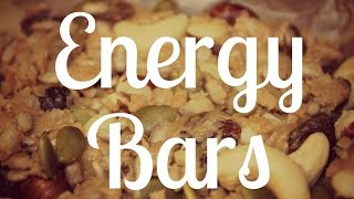 Easy Energy Bars | Pemmican Balls
