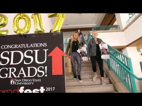SDSU Grad Fest 2017