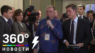 Путин о «Хантер Киллер»: подлодка США на нашей базе - фантастический сценарий