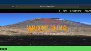 Accessing the ENKI sofтware ecosystem