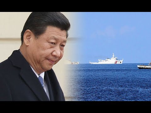 China dispatches military vessels & fighter jets to warn US warship & MORE NEWS!