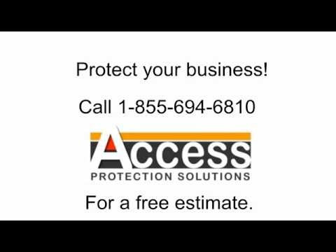Window Security Protective Film - Access Protection Solutions Inc  514-616-2900