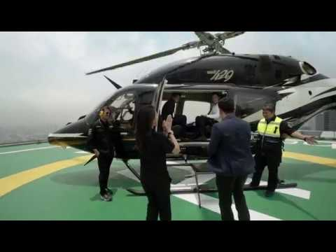 HELICITY, Helicopter City Transportation