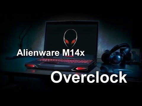 Alienware M14X SDD Upgrade HDD Replacement Guide Also
