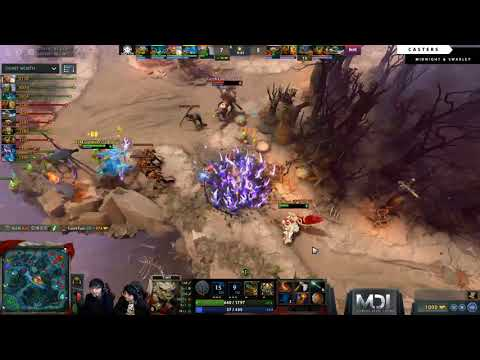 GEEK FAM vs EXECRATION   Game 2   MDL SEA Playoff Stage Bo3 Southeast Asia Qualifier