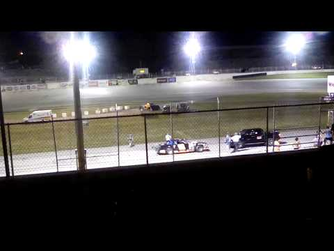 Lebanon I 44 Speedway July 22nd, 2017 Street Stock Feature