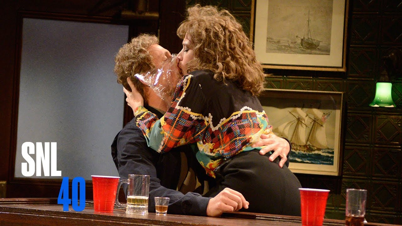 snl dating show woody)