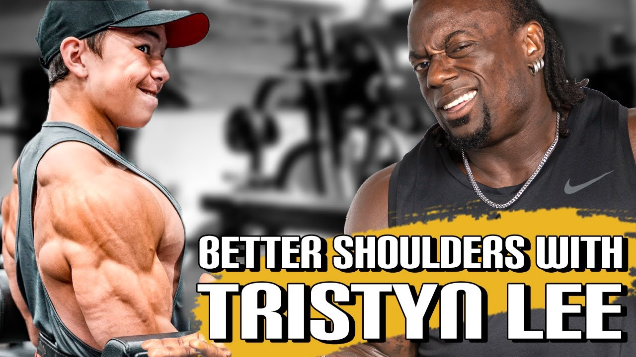 BETTER SHOULDERS WORKOUT WITH TRISTYN LEE | COACHING UP
