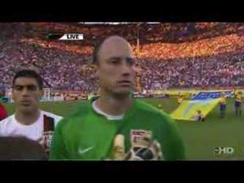 USA National Anthem from the 2006 World Cup