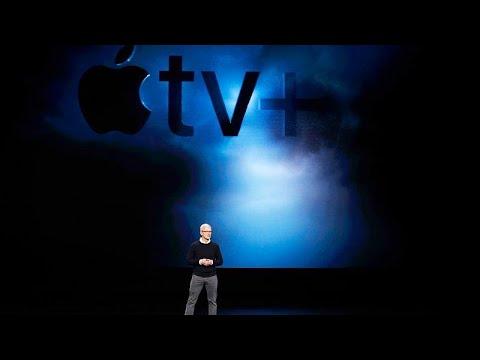 Apple представила новые сервисы