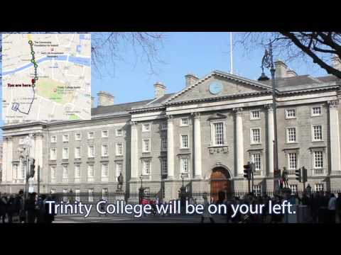 O'Connell Street to ATC Dublin Navigation Guide
