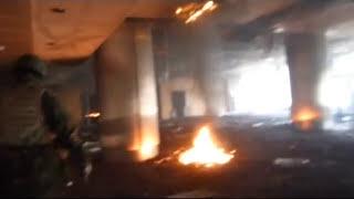 Как в тылу уничтожают киборгов Донецкого аэропорта - Чрезвычайные новости, 07.11