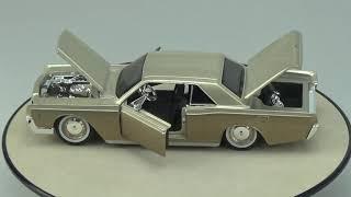 Lincoln Continental 1966 Custom Maisto 1:26