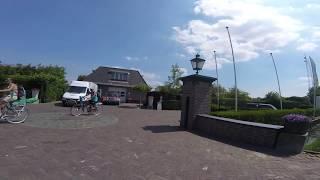 Camping De Duinpan Noordwijk Zufahrt