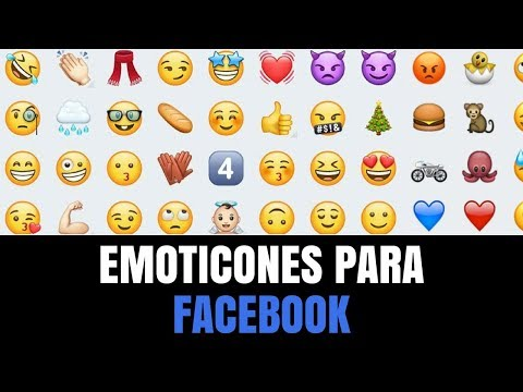 Emoticones Para Facebook - Caritas Para Facebook 2018 Actualizado