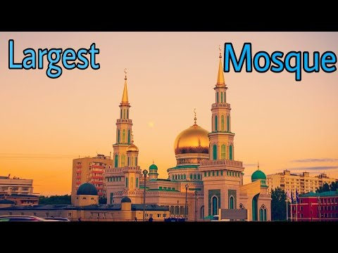 Top 10 Largest Mosques in The World | Biggest Mosque | Beautiful Mosque | Masjid Al-Haram | Mecca |