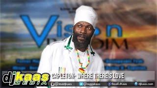 Capleton - Where There Is Love [Vision Riddim] Live MB Music | Reggae December 2014