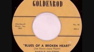 Harold Shutters, Blues of a Broken Heart