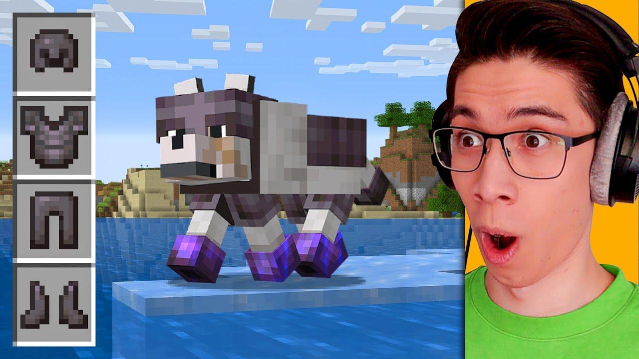 Testing Viral Minecraft Life Hacks That 100% Work