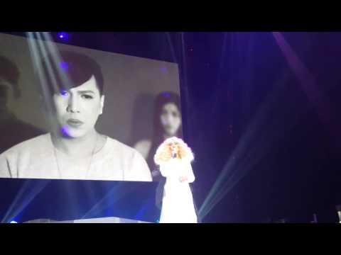 Vice Ganda Performs His Song 'Hanggang Kailan Aasa' at His Araneta Concert