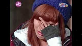 HYUNA ~ Hyuna's phone call to her mother