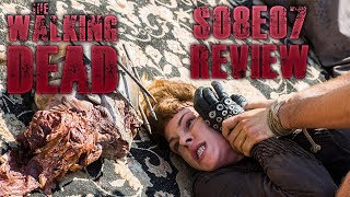 The Walking Dead Seaon 8 | Episode 7 Time for After | REVIEW!!!
