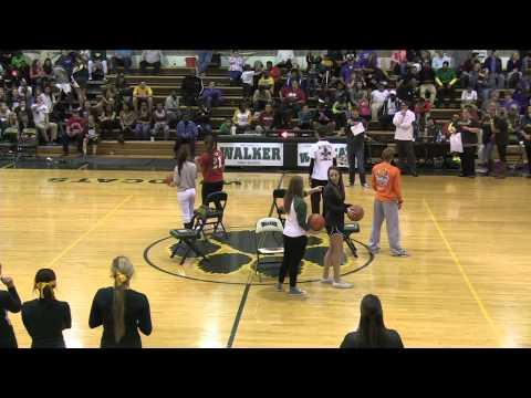 Walker vs Denham Springs Boys Basketball