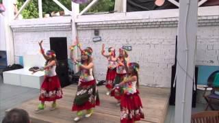видео Как сделать гавайский костюм для зажигательной вечеринки