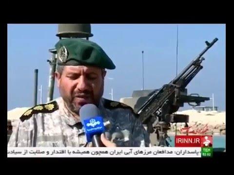 repoert on How Iran arrested US fifth fleet marines in persian gulf