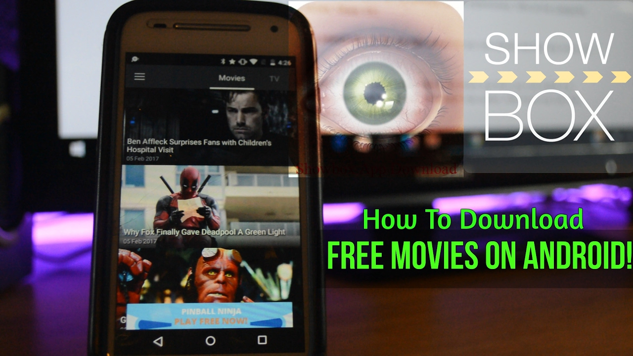 how to watch movies on android
