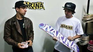 Promo 10K + Narina | The Skate