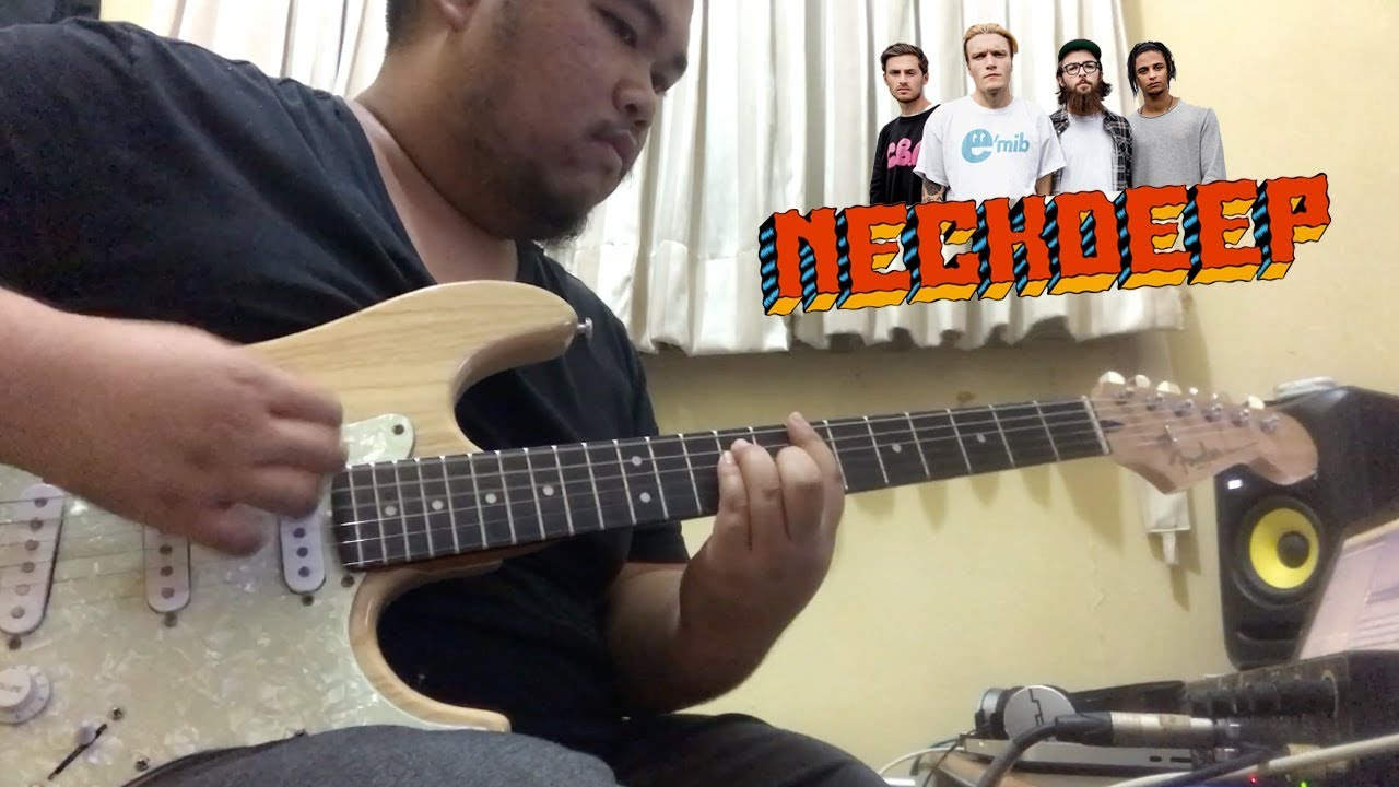 Music 20 Neck Deep In Bloom Guitar Cover Chords Youtube