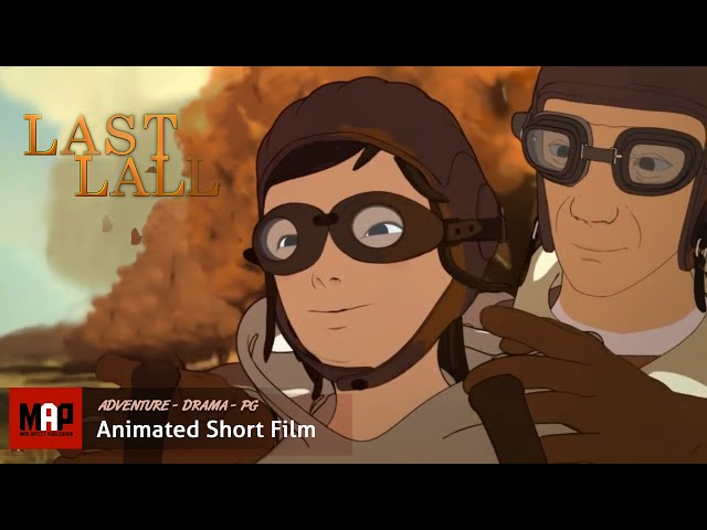 LAST FALL (HD) Brilliantly Powerful story of Afterlife (3D CGI Animation by The Animation Workshop)