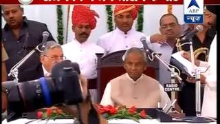 """Jai Shri Ram"" rings in Raj Bhawan as Kalyan Singh takes oath as Governor"