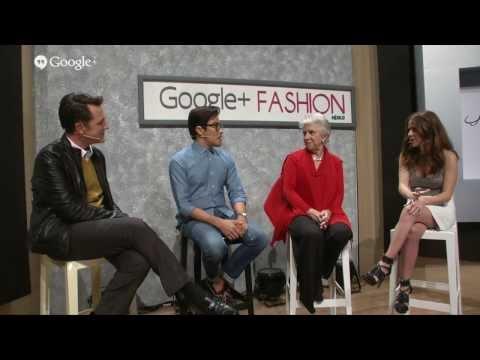 Google+ Fashion México. San Andrés Milano - Desfile Primavera Verano 2014